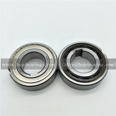 TSUBAKI CAM CLUTCH BB25-1K-K BB25-2K-K ONE WAY BEARING WITH KEYWAY