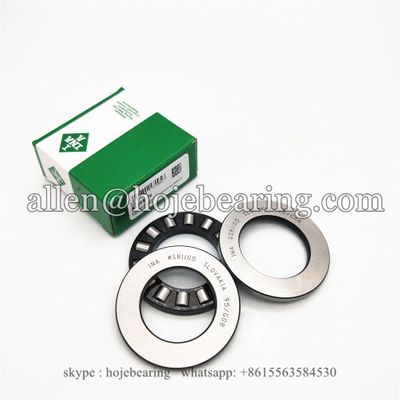 25x42x11mm GS+WS+K 81105-TV INA Cylindrical Thrust Roller Bearing